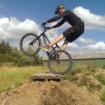 MTB cykling