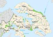 Kort over InfoLand i Sønderborg Kommune